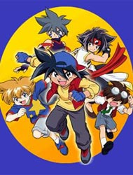 Beyblade V-Force (Dub)