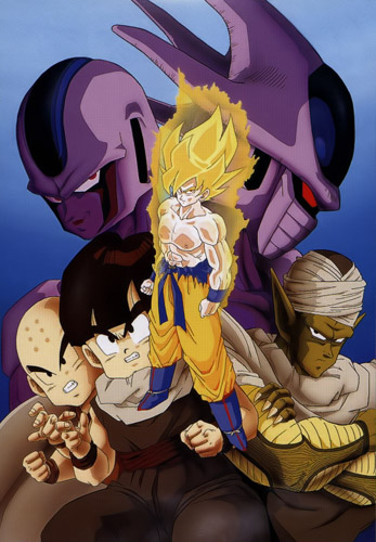 Dragon Ball Z Movie 5 – Cooler`s Revenge