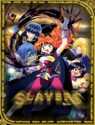 Slayers Next Dub